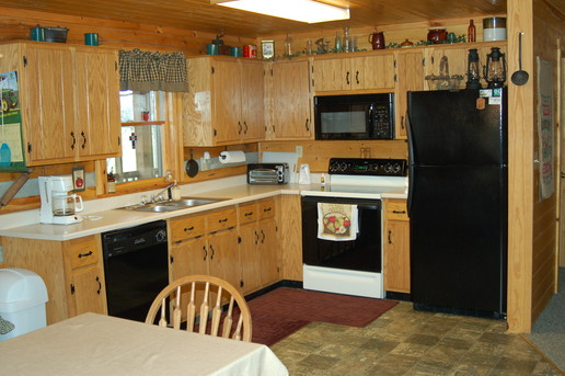 Fully Equipped Homestyle Kitchen